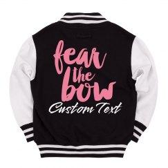 Kids' Custom Cheerleader Jacket