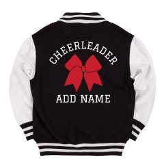 Custom Cheer Design Add Name