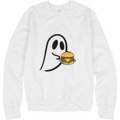 Cheeseburger Sweatshirt