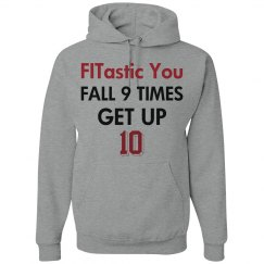 Fall 9 times Get up 10