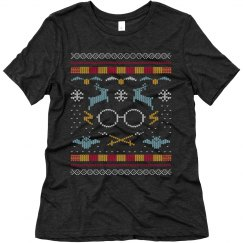 The Boy that Lived Ugly Sweater Tee