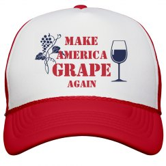 Make America Grape Again Hat