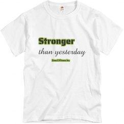 Stronger Tee