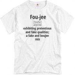 Foujee Definition Tee