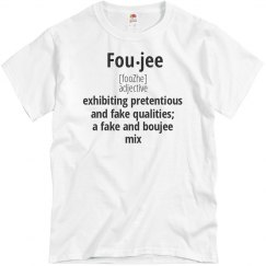 Foujee Definition Tee