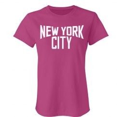New York Logo Jersey