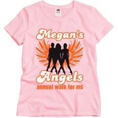 Megan's Angels MS Walk