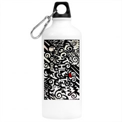 Cathlete Water Bottle