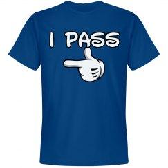 I pass