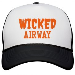 Trucker Hat- Wicked Airway