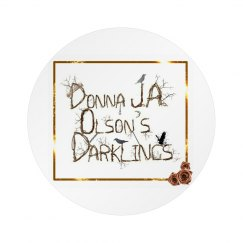 Donna J.A. Olson's Darklings Button Light