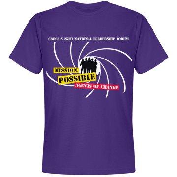 2015 Forum Shirt - Purple