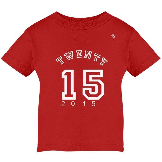 2015-INFANT T-SHIRT