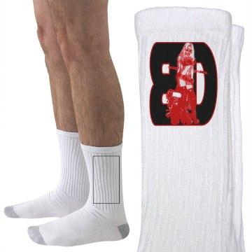 2016 logo mens socks