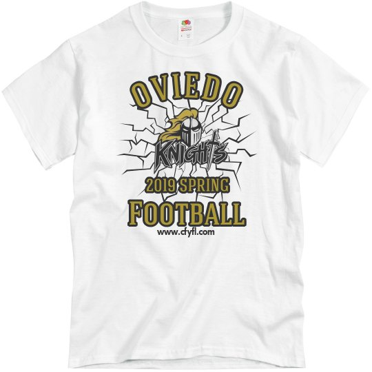 2016 Spring Knights tee- Adult