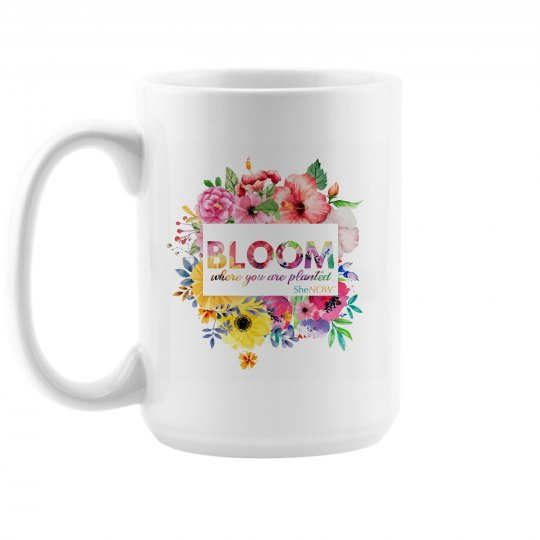 2019 BLOOM SWAG - coffee mug