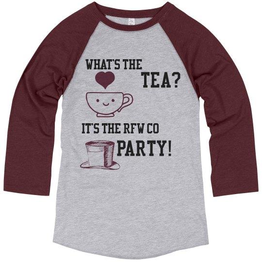 2019 Tea Party Shirt