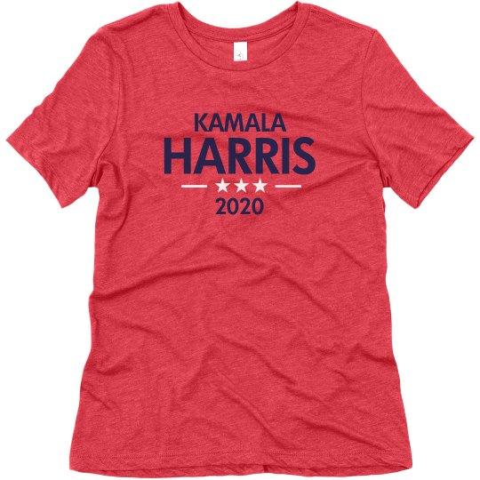 2020 Harris Political Top