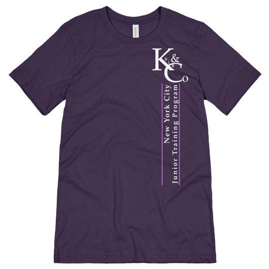 2020-2021 Junior Training Program T-Shirt