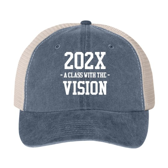 2021 SENIOR CLASS WITH A VISION