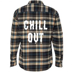Flannel Chill Out Grunge