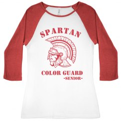 Spartan Color Guard