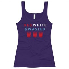 Red, White, Wasted