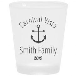 Cruise Shotglass