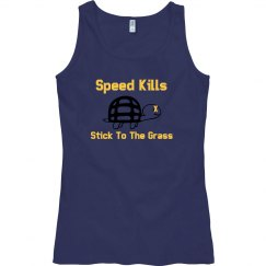 Speed Kills Tank