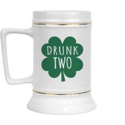 Drunk 2 Beer Mug