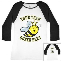 Queen Bees Team Jersey