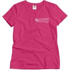 Cyber Pink Logo tee