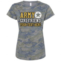 Camo Army Girlfriend