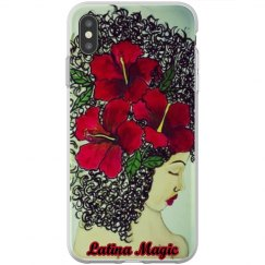 Latina Magic Phone Case- Jazzy Art