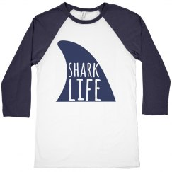 This Girl Is Shark Life