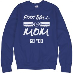 Football Mom Custom Player