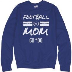 Football Mom Custom Player