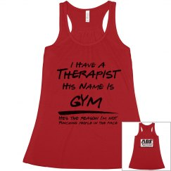 Active Body Systems Tank- I have a therapist