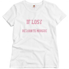 Return To Morgue T-Shirt
