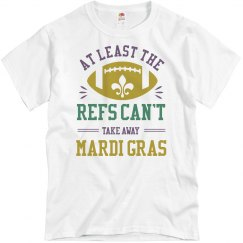 New Orleans Mardi Gras Football Ref