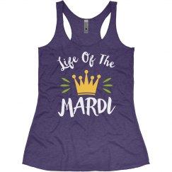 Mardi Gras Funny Drinking Shirt
