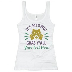 It's Meowdi Gras New Orleans Party