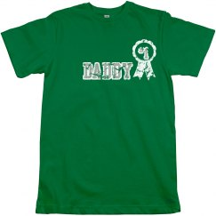 Number 1 Daddy Tee