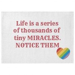 TINY MIRACLES RUG
