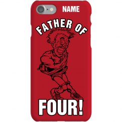 Father of Four iPhone