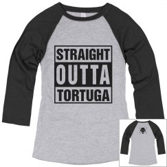 Straight Outta Tortuga Pirates