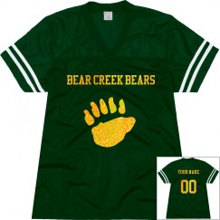Bear Creek Bears Jersey 4