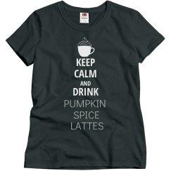 Keep Calm Pumpkin Spice