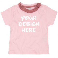 Customize This Cute Toddler Tee