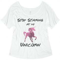Staring At My Unicorn